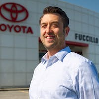 Matt Ziembiec at Fuccillo Toyota of Grand Island