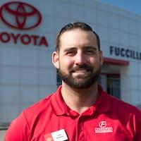 Josh Sausner at Fuccillo Toyota of Grand Island