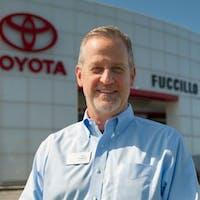 Tom Fogarty at Fuccillo Toyota of Grand Island