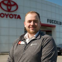 Brandon Keith at Fuccillo Toyota of Grand Island