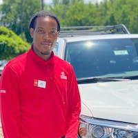 Malik Butler at Fuccillo Toyota