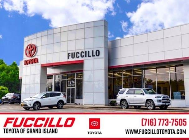 Fuccillo Toyota of Grand Island, Grand Island, NY, 14072