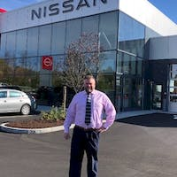 Doug Morey at Maguire Nissan of Ithaca - Service Center