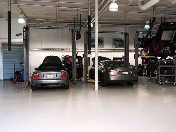 Maserati and Alfa Romeo of Marin, San Rafael, CA, 94901