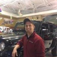 Nick Odaniell at David Taylor Belleville Chrysler Dodge Jeep RAM
