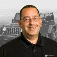 Mike Thomas at Ganley Village Chrysler Dodge Jeep Ram Fiat - Service Center