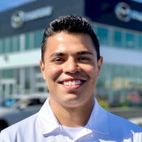 Brandon Garcia at McCurley Integrity Mazda