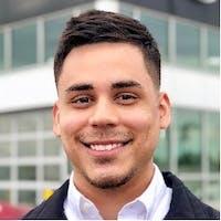 Edgar Sanchez at McCurley Integrity Mazda