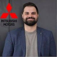 Adrian  Nimilovitch at Oakville Mitsubishi
