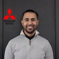 Alaaeldin Abourezk at Oakville Mitsubishi