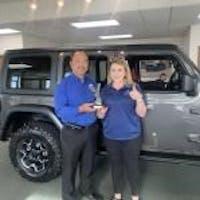 Callie Price at Zeller Motors