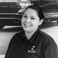 Betty Pierce at Zeller Motors