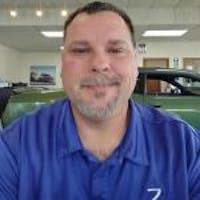 Steve Becker at Zeller Motors