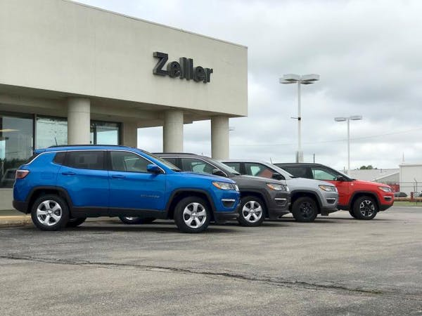 Zeller Motors, Arkansas City, KS, 67005