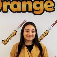 Melisa  Rundberg at Orange Buick GMC
