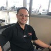Oscar  Soto at Orange Buick GMC
