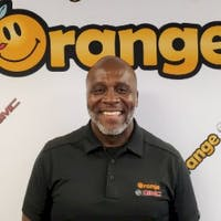 Andre Fredrick at Orange Buick GMC