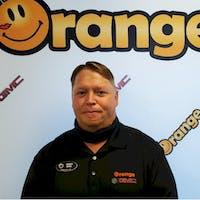 James King at Orange Buick GMC