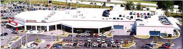 Keith Pierson Toyota, Jacksonville, FL, 32244
