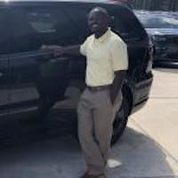 Tony Holmes at Plaza Chrysler Dodge Jeep Ram of Orangeburg