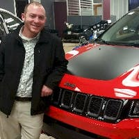 Tony Polley at Brookfield Chrysler Dodge Jeep Ram