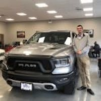 Tom Lavan at Bedford Chrysler Dodge Jeep Ram
