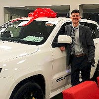 Anthony Grasso at Bedford Chrysler Dodge Jeep Ram
