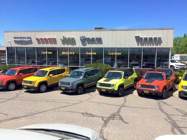 Tanner Motors, Brainerd, MN, 56401