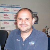 Chris Rizzo at Otis Ford, Inc. - Service Center