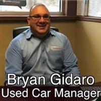 Bryan Gidaro at Zimmerman's Chrysler Dodge Jeep RAM