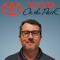 Ruben Florentino at Toyota On the Park