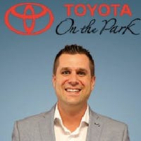 Jason Banwell at Toyota On the Park