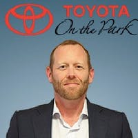 Matt Treacy at Toyota On the Park