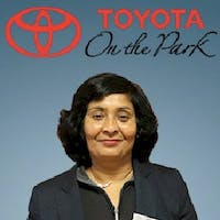 Chitra (Selvana) Selvanathan at Toyota On the Park