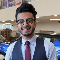 Alif Hossain at Toyota On the Park