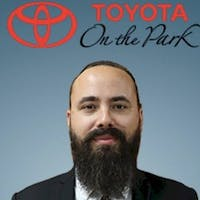 Andrew Papik at Toyota On the Park