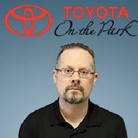 Peter Pantopoulos at Toyota On the Park