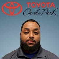 Fareed Muktar at Toyota On the Park