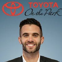 Carlos Garcia at Toyota On the Park