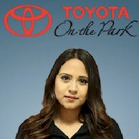 Neelam Hashim at Toyota On the Park