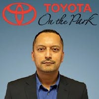 Rashed Islam at Toyota On the Park
