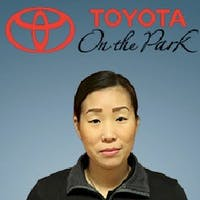 Sandy   Lau at Toyota On the Park