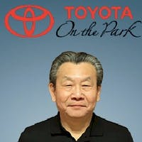 William Chiu at Toyota On the Park