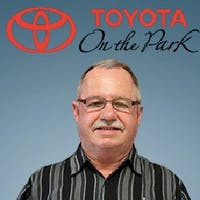 Bob Gilbert at Toyota On the Park