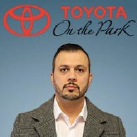 Mike Ghowsi at Toyota On the Park