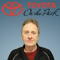 Fred Hennessey at Toyota On the Park