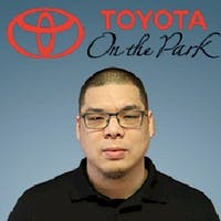 Kristopher Ng at Toyota On the Park