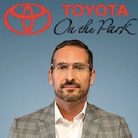 Jure Rossini at Toyota On the Park