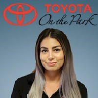 Amanda Boother at Toyota On the Park