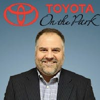 Peter Popovski at Toyota On the Park
